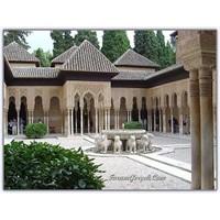 El Hamra Sarayı (Granada) | İspanya