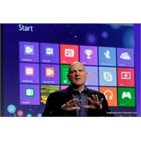 4 Milyon Kişi Windows 8'e Geçti!