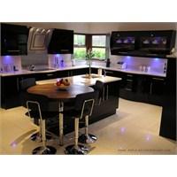 Modern Mutfaklar İle Daha Kullanışlı Ve Gösterişli
