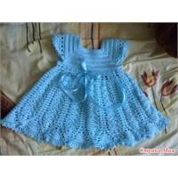 Kız Çocuklarına Yazlık Elbise Yapılışı