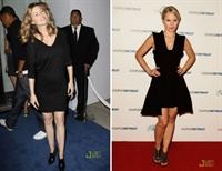 Dünyaca Ünlülerin Siyah Elbise Modelleri