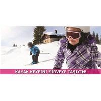 Kayak Keyfinizi Zirveye Taşıyın!
