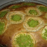 Elmalı Cevizli Kek Tarifi...