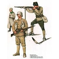 Osmanlı Ordusu (1914 - 1918) Resimli Gösterim !