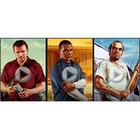Gta V'in Karakter Videosu Yayınlandı