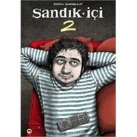 Çizer Ersin Karabulut'un Son Kitabı: Sandık İçi 2
