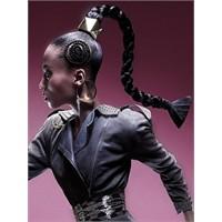 2011 Örgülü Saç Modelleri