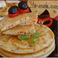 Kahvaltıların Vazgeçilmezi Tuzlu Pankek Tarifi