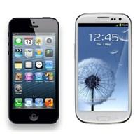 İphone 5'mi Galaxy S3'mü Karşılaştırma