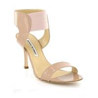 Şeffaf ten rengi ayakkabı modelleri