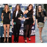 Mtv Film Ödülleri 2011 Stilleri