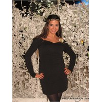 Kombin Önerileri 51 : Black Dress For 2013!
