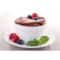 Sıcak Çikolatalı Kek - Sufle