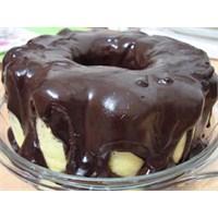 İkramlık Pudingli Kek