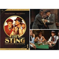 Üç Kağıtçılar / The Sting / 1973