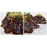 Çikolata Soslu Mozaik Pasta (Mutfak Ve Tatlar)