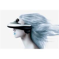 Sony 3d Oled Headset İle Tv'ler Çöpe