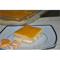 Portakallı Tiramisu Yediniz Mi?