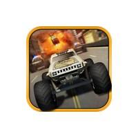 Crazy Monster Truck Oyunu