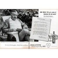 Hemingway Zamanında Reklam Da Yazmış!
