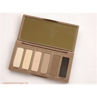 Urban Decay Naked Basics Palette İncelemesi!
