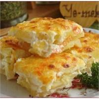 Labneli Patates Graten Tarifi