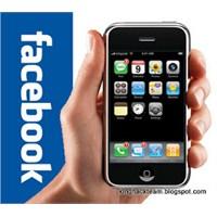 İphone İçin Yeni Facebook Sürümü Yayınlandı
