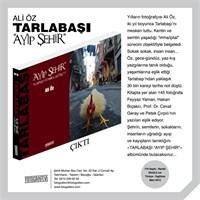 Ali Öz'ün Tarlabaşı Ayıp Şehir Kitabı Yayımlandı