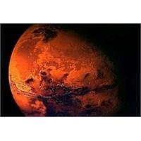 Mars 'a Kar Yağar Mı?