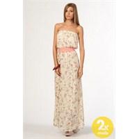 Yeni Bir Straplez Elbise Modası