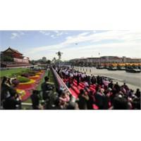 Çin Cumhuriyeti'nin 60. Yıl Geçit Töreni
