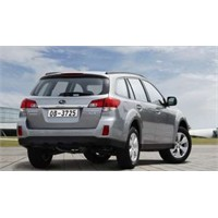 Subaru Outback Dizel Motorla Geldi