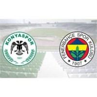Torku Konyaspor 3 – 2 Fenerbahçe ( 17/08/2013 )