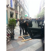 Galatasaray Taraftarına 5 Gözaltı