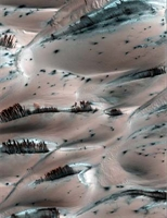Mars tan Şok Eden Görüntüler!