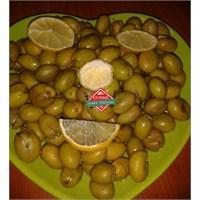 Kahvaltılık Yeşil Zeytin Salamurası Tarifi