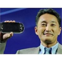 Sony'nin Yeni Patronu Kaz Hirai Oldu
