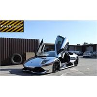 Diamond Black Exteriors Lamborghini Murcielago Lp6