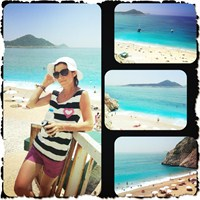 "Tatil Notları Vol.2 ""Kaputaş Plajı"""