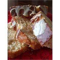 Yumuşacık Tahinli Kek