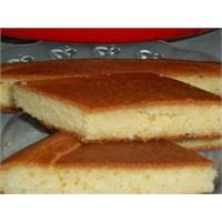 Kek Gibi Mısır Ekmeği