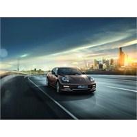 Yeni Panamera Diesel Platinum Edition