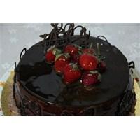 Muzlu Çikolatalı Pasta Tarifim