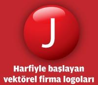 J Harfiyle Başlayan Vektörel Logolar