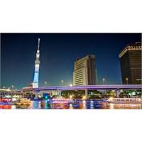 Tokyo Skytree: Dünya'nın İkinci En Uzun Yapısı