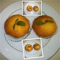 Leziz Portakallı Muffinler
