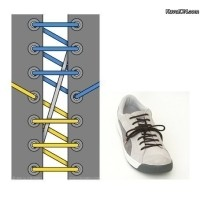 Farklı Ayakkabı Bağlama Teknikleri