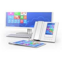 Windows 8'li Akıllı Telefonlar Yolda