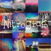 İnstagram Analiz Aracı: Nitrogram