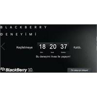 Blackberry Z10 28 Şubat' Ta Avea' Da!